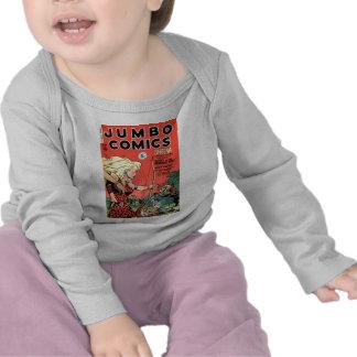 Jumbo Comics T-shirts