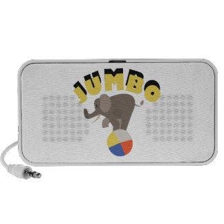 Jumbo Elephant Mini Speakers