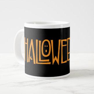Jumbo Halloween Mug