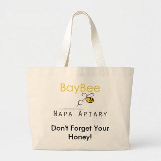 Jumbo Honey Tote
