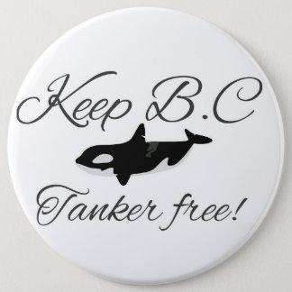 Jumbo Keep B.C tanker free badge