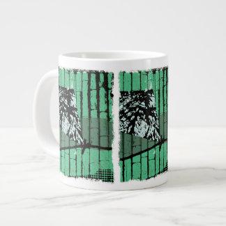 Jumbo Kite and Green Bamboo Mug