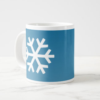 Jumbo Mug (any color)