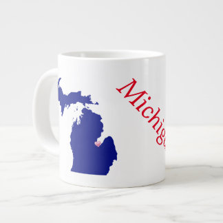 Jumbo Mug/Michigan Large Coffee Mug