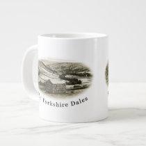 Jumbo Mug -  Swaledale The Yorkshire Dales