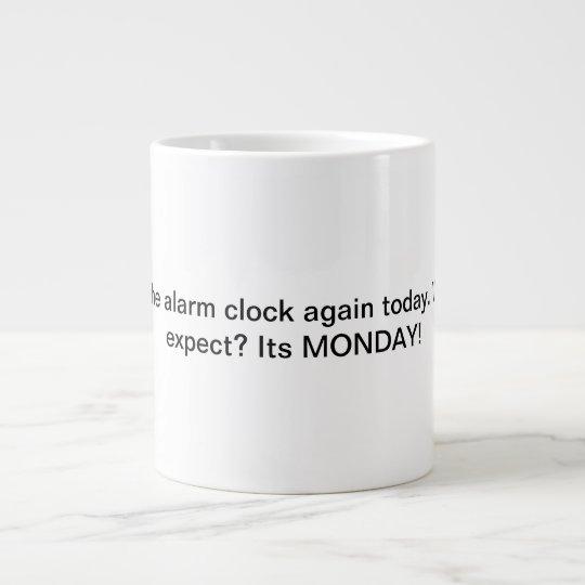 Jumbo Size Coffee Mug Office Gift Espresso Mocha