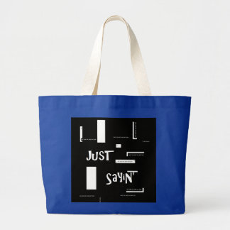 jumbo tote by DAL