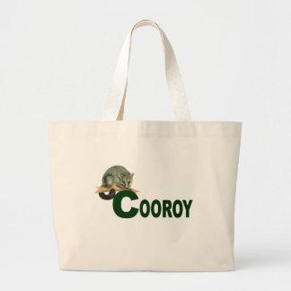 Jumbo Tote - Cooroy Possum Canvas Bag