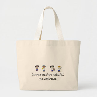 Jumbo Tote - Science Teachers Make ALL the differe