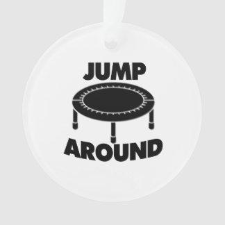 Jump Around Trampoline