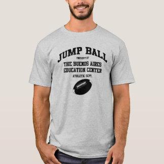 Jump Ball Athletic Tee Gray