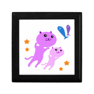 Jump Cat Gift Box