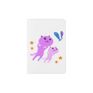 Jump Cat Passport Holder