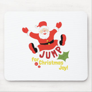 Jump For Joy Mouse Pad