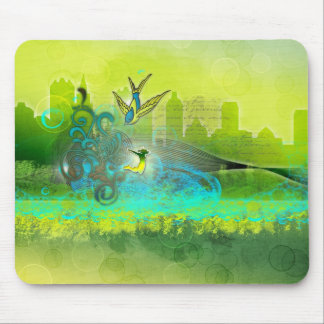Jump In - Pad Mouse Pad