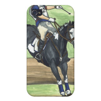 Jump into Water, Eventing Equestrian Covers For iPhone 4