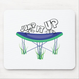 Jump It Up Mouse Pad