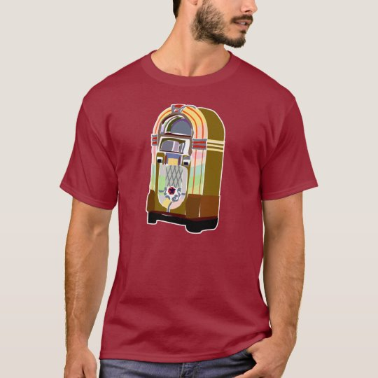 Jump Jive Jukebox T-shirt