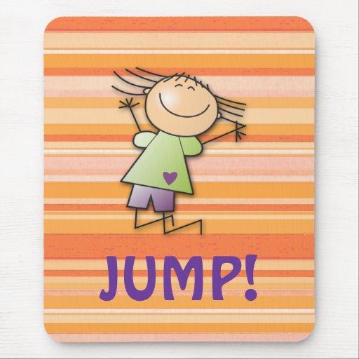 JUMP! MOUSEPAD