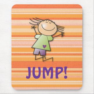 JUMP MOUSEPAD