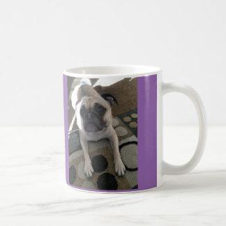 Jump Start Your Day Basic White Mug