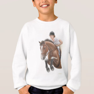 Jumper Horse Kids Sweatshirt