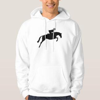 Jumper Horse Silhouette Hoodie
