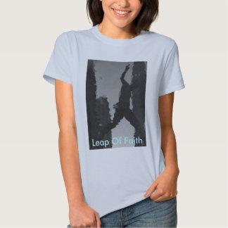 Jumper, Leap Of Faith T Shirts