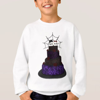 Jumper with a Gothic wedding cake Sweatshirt