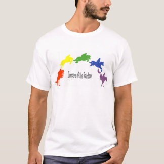Jumpers of the Rainbow T-Shirt