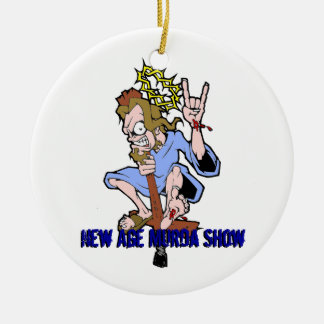 Jumpin Jesus NAMS Christmas Ornament