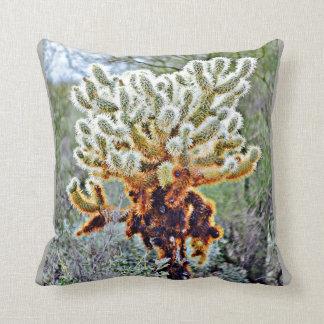 Jumping Cactus in Tontos Pillow