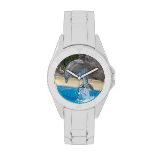 Jumping Dolphin Wrist Watches
