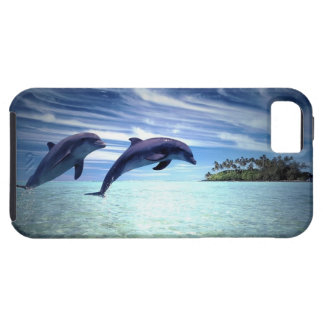 Jumping Dolphins iPhone 5 Cases