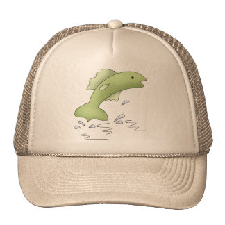 Jumping Fish Cap