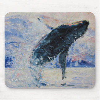 Jumping for Joy Mouse Mat