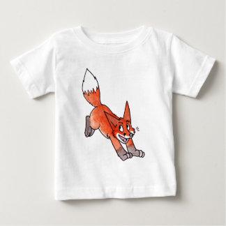 Jumping Fox Infant T-shirt