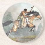 Jumping Horse Beverage Coaster