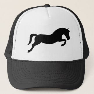 Jumping Pony Trucker Hat