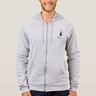 Jumping Rabbit Boing Fleece Zip Hoodie