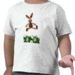 Jumping rabbit shirt