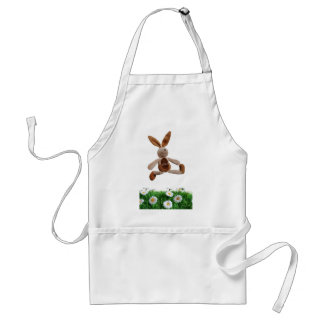 Jumping rabbit standard apron