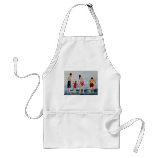 Jumping The Waves Standard Apron