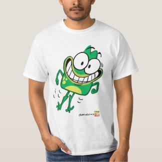 Jumpy Peete by Emmy Award Winner, Joe Murray T-shirts