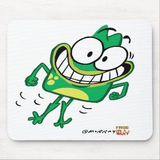 Jumpy Peete Mousepad
