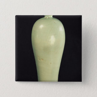 Jun 'Meiping' vase with a blue-green glaze 15 Cm Square Badge