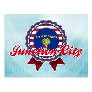 Junction City, OR Postcard
