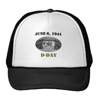 June 6, 1944: D-Day Cap