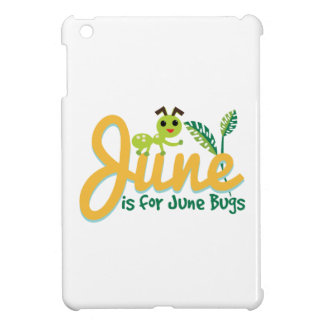 June Bug iPad Mini Cases