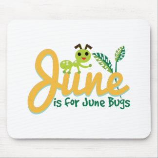 June Bug Mousepads
